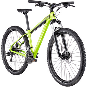 "Cannondale Trail 8 27.5"" acid green"